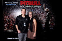 Pitbull New Year's Eve Concert VIP