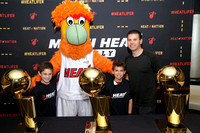 10-29-17 Miami Heat Family Kids Camp