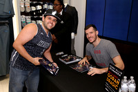01-12-17 Goran Dragic Meet & Greet at Perry Ellis