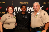 06-25-15 NBA Draft Party Hassan Whiteside Meet and Greet
